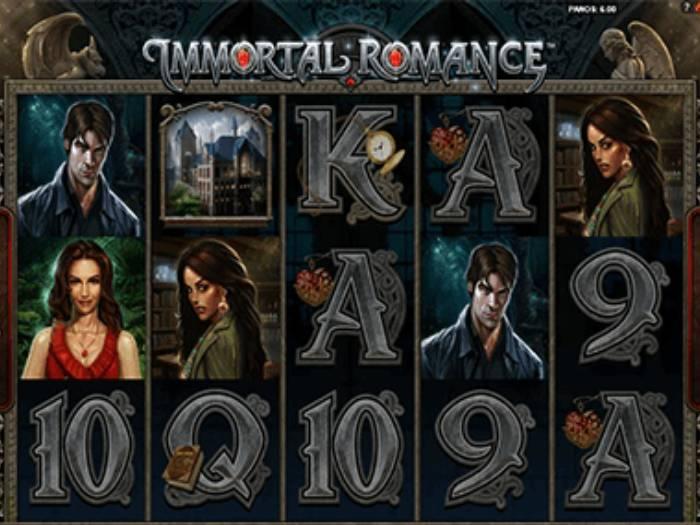 Immortal Romancee iframe