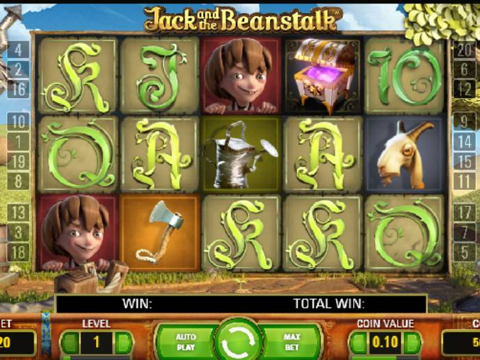 Jack and the Beanstalk iframe