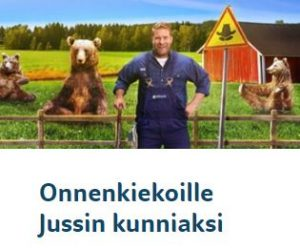 Kolikkopelit - Jussin onnenkiekat