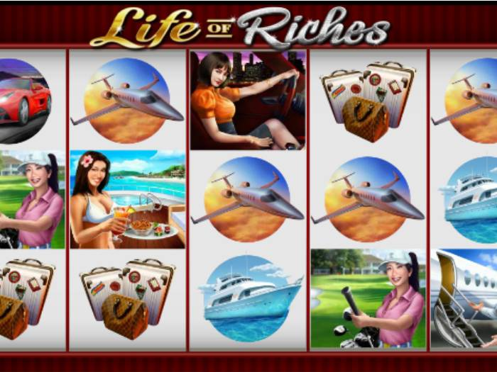 Life of Riches iframe