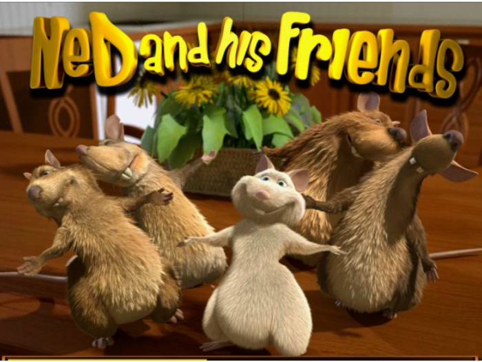 Ned And his Friends iframe