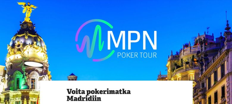 Paf - pokerimatka Madridiin