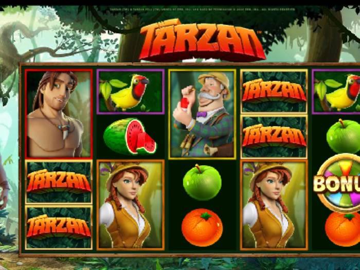 Tarzan iframe