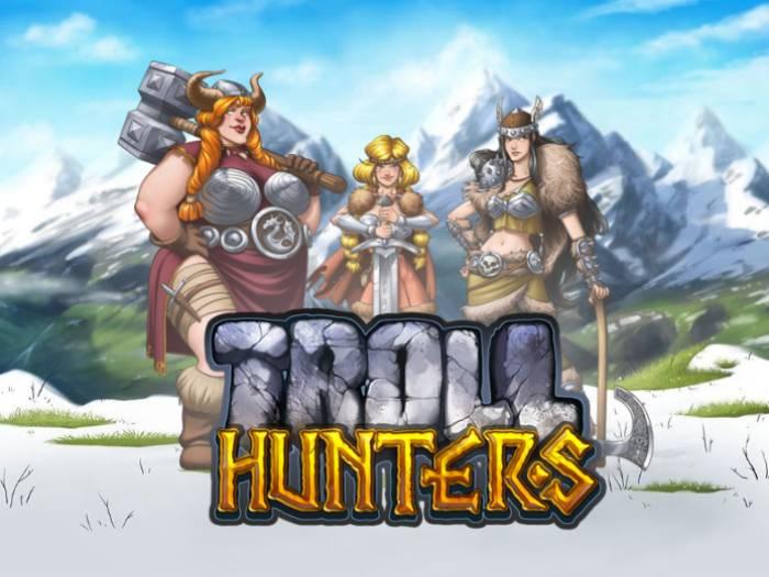 Troll Hunters iframe