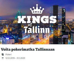 Paf - Tallinnan matka