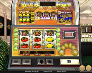 Jackpot6000-kolikkopeli